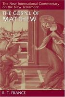 The Gospel of Matthew (Hardback or Cased Book)
