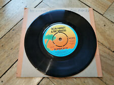 "bob marley no woman, no cry 7"" vinyl record good condition"