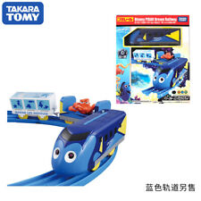 Tomy Disney Dream Railway Plarail Dory Cruising Express Motorized Train New