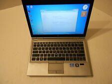 HP ELITEBOOK 2570p 12.5 CORE i5-3360M 2.8GHz 3GB RAM 320GB HDD WINDOWS7 OFF 2013