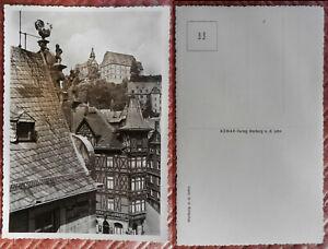 AK Marburg an der Lahn, gut erhalten, siehe Foto.