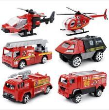 Metal Kids  Interesting Toys Car Firefighter Vehicle Model Children Gifts