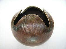 Keramik Vase 052/14 Dümler+Breiden West Germany pottery WGP Fat Lava era vintage