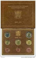Vatican coffret officiel BU 1 cent à 2 euro 2011