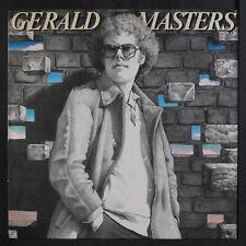 "GERALD MASTERS: gerald masters HANDSHAKE 12"" LP 33 RPM"