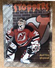 ARTIST'S PROOF Martin Brodeur 1995-96 Score Stoppers #323 - NJ Devils EX/NM