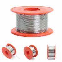 0.8mm 63/37 Tin Lead Rosin Core Solder Flux 2% Soldering Welding Iron Wire Reel