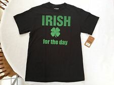Urban Pipeline Men's Size Medium Irish For The Day T-Shirt St Patrick's NWTs $20