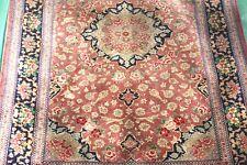 £3500 Pure Silk Persian Qomm Ghomm Qumm hand knotted 115 x 75 cm