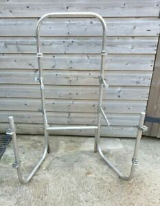 French Art Deco Modernist shelf support stand 1930's