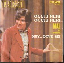 10981  MAL DEI PRIMITIVES - OCCHI NERI