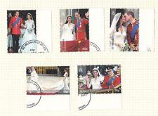 St Helena 2011 Matrimonio reale usato
