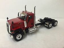 CAT CT680 3 axle day cab only           Cab Color: Red