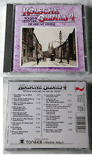 Kölsche Oldies 4 - Fritz Weber, Hans Schaap, Lotti Krekel,... 1992 CD TOP