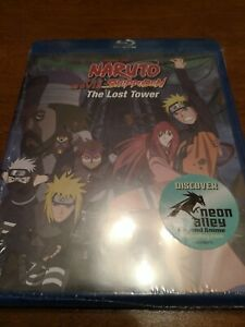 Naruto Shippuden the Movie: The Lost Tower [Blu-ray]
