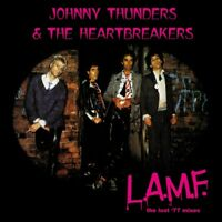 JOHNNY THUNDERS&HEARTBREAKERS-L.A.M.F.(THE LOST77 MIXES/40TH ANNIV. ED.)CD NEW+