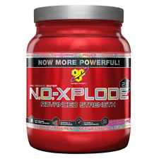 BSN No Xplode 3.0  All Sizes Pre-Workout Clearance Old design exp late 2019