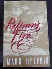 Refiner's Fire by Mark Helprin (1990, Paperback) Good Book