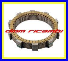 Kit 6 Dischi Frizione APRILIA RS 125 92>94 RX AF1 TUAREG PEGASO Motore ROTAX 123