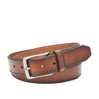 Fossil Griffin Mens Genuine Leather 35MM Belt Casual Jean Belt