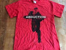 Abduction Taylor Lautner Movie Promo Shirt TShirt Size Small 2011
