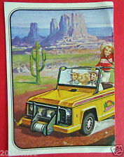 figurines prentjes cromos stickers picture cards figurine barbie 15 panini 1983