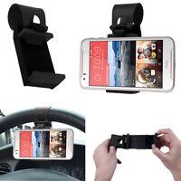 Accessoire Support Voiture Universel Avec Attache Volant Pour Seri HTC