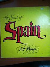 The soul of Spain - AA.VV. - 1972 - 33 giri- M