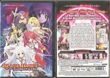 Blade Dance of the Elementalers Complete Anime Collection (DVD, 2016,3Disc Set)