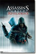 XBOX PS3 ASSASSINS CREED REVELATIONS 22x34 NEW VIDEO GAME POSTER FREE SHIPPING