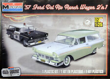 1957 Ford Del Rio Ranch Wagon 2in1 1:25 Model Kit Bausatz Revell 4193