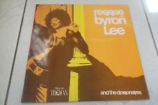 BYRON LEE  REGGAE WITH BYRON LEE LP UK 1969