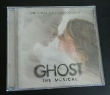 GHOST THE MUSICAL Original Cast Recording CD New 2011 Free Shipping SEALED