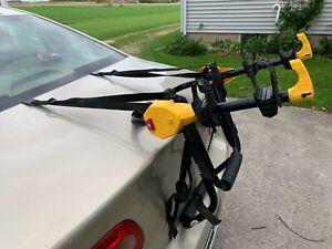 Bell 2 Bike Trunk Mount Bicycle Rack B327255