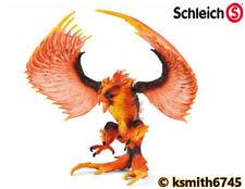 Schleich Eldrador Creatures FIRE EAGLE plastic toy monster bird Phoenix * NEW 💥
