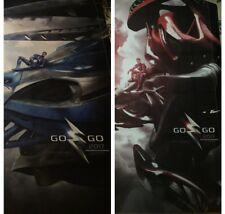 27x40 D//S Advance Mechs Power Rangers original DS movie poster