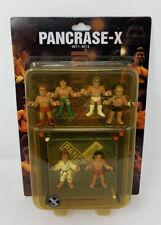 MMA Pancrase Wrestling Mini Figure Set - Minoru Suzuki Japan Pro Wrestling WWE