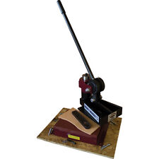 Weaver Leather Master Tools Mighty Wonder 4 Ton Hand-Operated Clicker Press