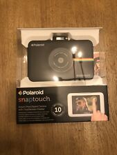 Polaroid Snap Touch Instant Print Digital Camera With LCD Display - NEW SEALED