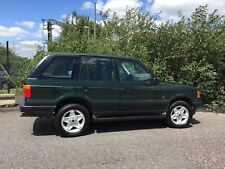 Range rover 4.6 HSE LEFT HAND DRIVE