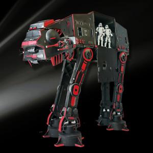 Star Wars Vintage AT-AT Clone Trooper TE Inspired Walker Custom Black Series