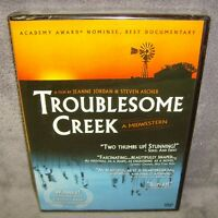 Troublesome Creek: A Midwestern (DVD, 2006, Biographical Documentary) New•USA