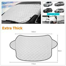 Car Front Windshield Cover Sunshade Protector Snow Ice Rain Dust Frost Guard PVC