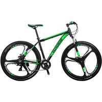 29er Aluminium Mountain bike Shimano 21 Speed mens bicycle Disc Brakes XL