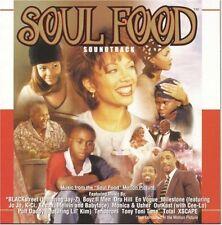 Various Artists - Soul Food (Original Soundtrack) [New CD]