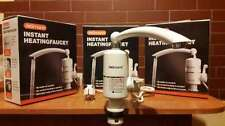 Electric Instant Heater Cold Hot Water Faucet Kitchen Heating Mixer Delimano