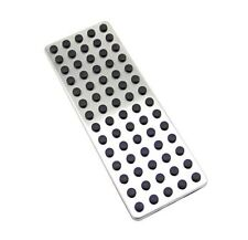 No Drill Mercedes Stainless Footrest Dead Sport Pedal Benz C63 E63 A45 GLA45 AMG