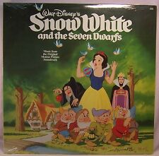 RARE: Disneyland 1987 SNOW WHITE AND THE SEVEN DWARFS Sealed! High Gloss Cover!