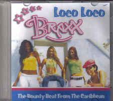 Braxx-Loco Loco Promo cd maxi single eurodance