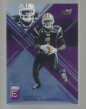 2017 ELITE DRAT PICKS ASPIRATIONS PURPLE #43  ISAIAH CROWELL  ALABAMA STATE /99
